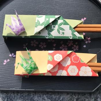 箸袋のデザイン制作を依頼するならどこ? 【9社価格一覧】